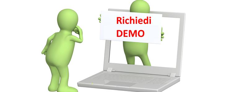 Richiedi DEMO Infotel Sistemi