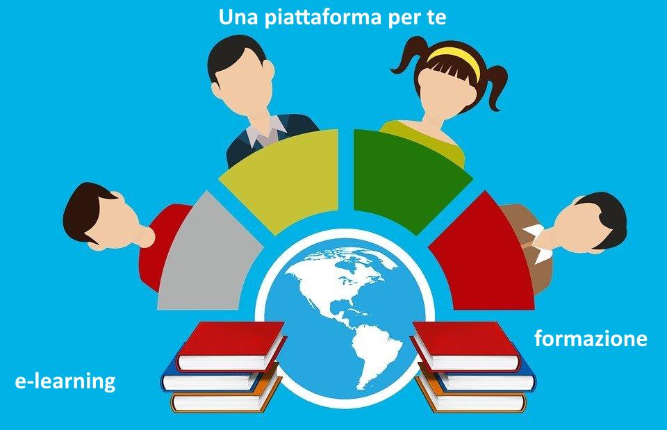 Una piattaforma e-learning per te