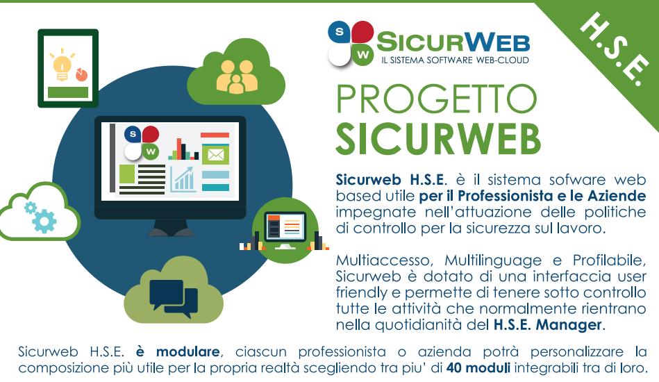 progetto sicurweb hse