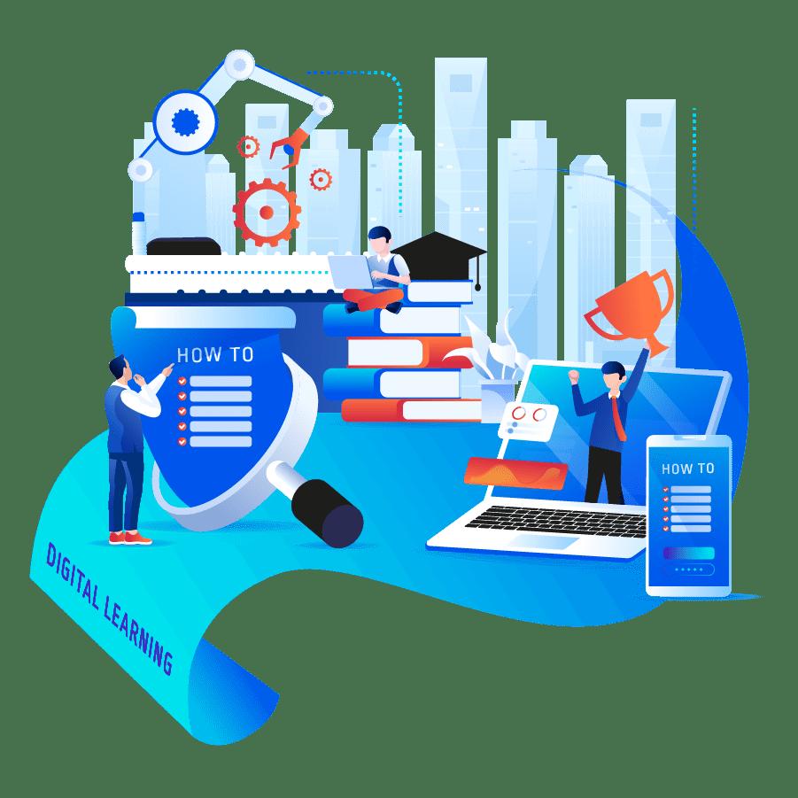Sicurweb crea una nuova dimensione nell'apprendimento con una connessione continua tra il mondo virtuale e quello reale.