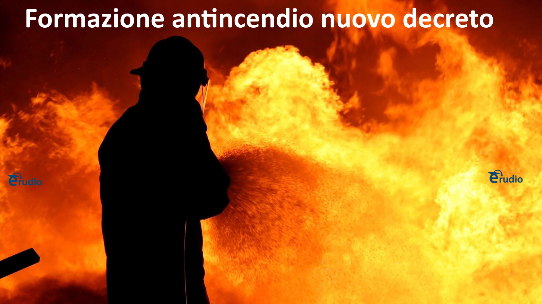 I criteri per la gestione dei luoghi di lavoro in esercizio ed in emergenza e le caratteristiche del servizio di prevenzione e protezione antincendio.